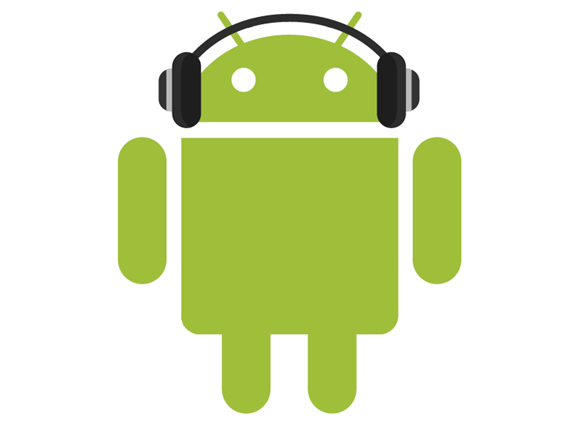 Android music