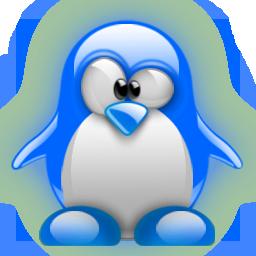 Blue Tux-II