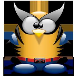 Wolverine Tux