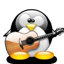 Musician Tux