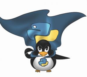 Python Tux