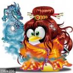 Chinese Tux