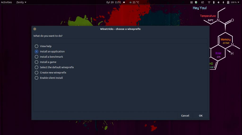 Linux'ta Autocad Kurulumu ve Wine