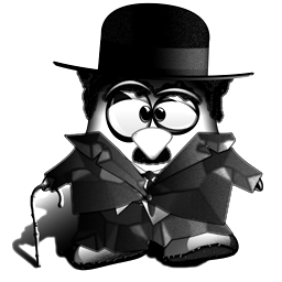 Chaplin Tux