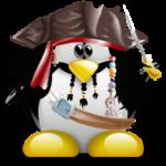 Sparrow Tux